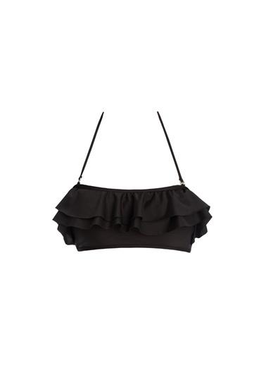 DeFacto Bikini Üst Siyah